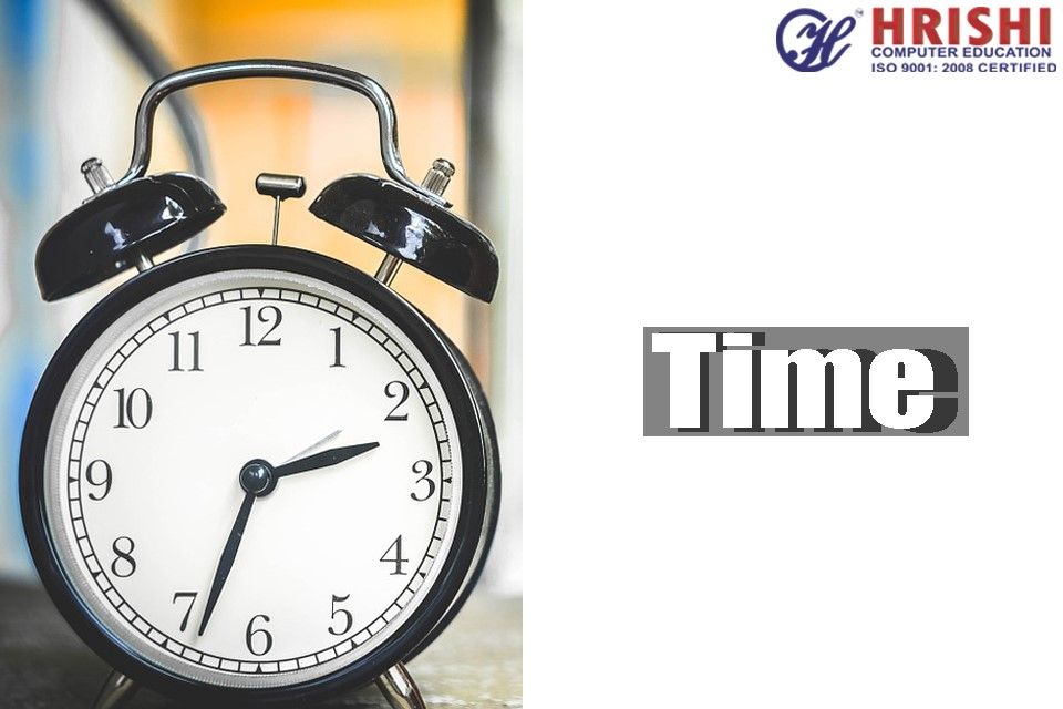 Time factor improve your IT Skills