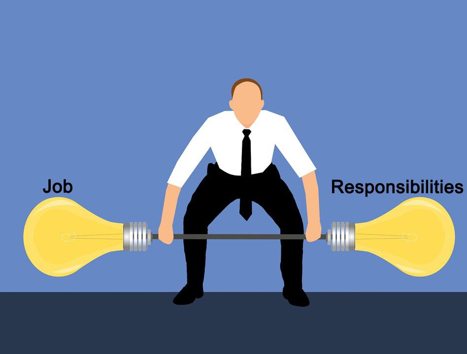IT job responsibilities